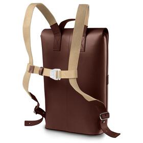 Brooks Piccadilly Leder Knapsack 10,5l brown